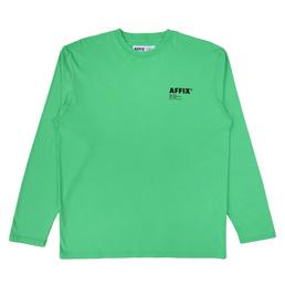 Affix Basic LS T-Shirt - Green