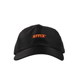 Affix Logo Cap Black/Safety Orange