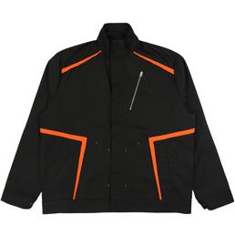 Affix Public Service Jacket Black/Safety Orange