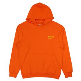 Affix Standardise Hoodie Safety Orange