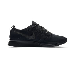 Nike Flyknit Trainer - Black/Anthracite Black