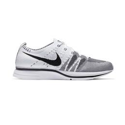Nike Flyknit Trainer - White/Black-White