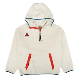Nike ACG Sherpa FLC Hoodie - Light Cream