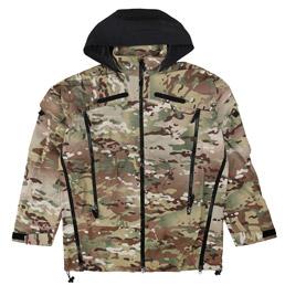 Nike NRG Military Jacket - Camo Olive Black