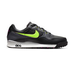 Nike Air Wildwood ACG - Black/Electric Green