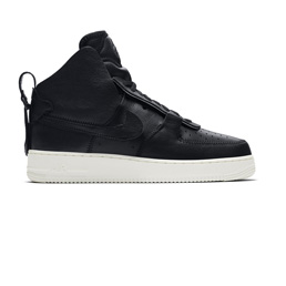 Nike Air Force 1 High PSNY - Black/Black-Sail