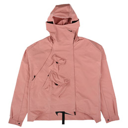 Nike NRG AAE 2.0 Jacket - Rust Pink/Black