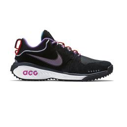Nike ACG Dog Mountain Shoes - Black/Equator Blue