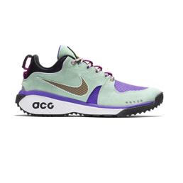 Nike ACG Dog Mountain Shoes - Emerald/Tour Yellow