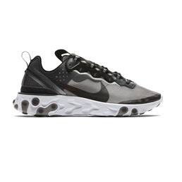 Nike React Element 87 - Anthracite/Black-White