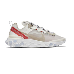 Nike React Element 87 - Sail/Light Bone White