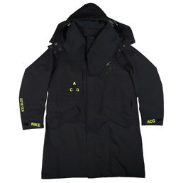 Nike NRG ACG Goretex Coat - Black Reflective Silve