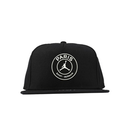PSG x Jordan BCFC Pro Cap - Black/Black