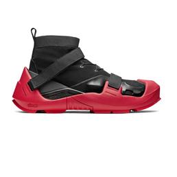 Nike Free TR 3 MMW- Black/Black-University Red