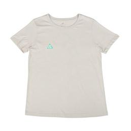 W Nike ACG Logo T-Shirt - Light Bone/Barley