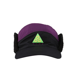Nike ACG Cap Sherpa Black Night/Purple Black