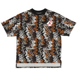 Jordan NRG Jumpman x Patta S/S T-Shirt-Black/Beach