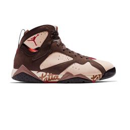 Air Jordan 7 Retro x Patta - Shimmer/Tough Red
