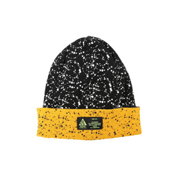 Nike NRG Beanie A14 - Black/Yellow