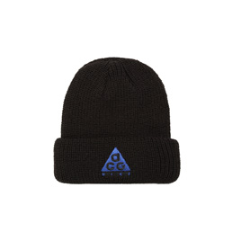 Nike ACG Beanie Black/Game Royal