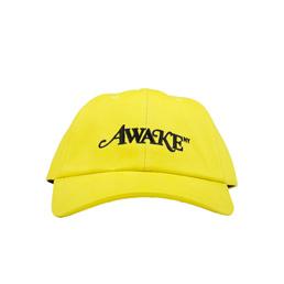 Awake NY Cap Yellow