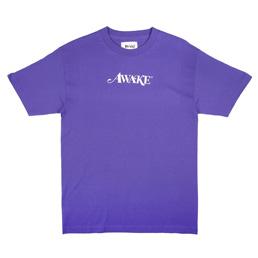 Awake NY T-Shirt Purple