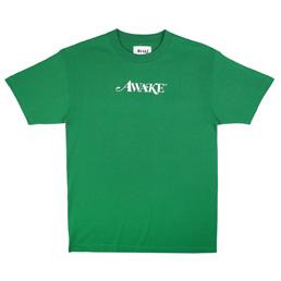 Awake NY T-Shirt Green