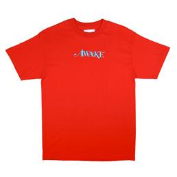 Awake NY T-Shirt Red