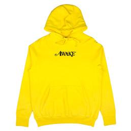Awake NY Hoodie Yellow