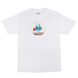 Awake NY Fish Bowl T-Shirt White