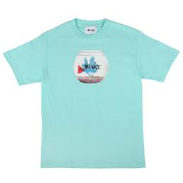 Awake NY Fish Bowl T-Shirt Seafoam
