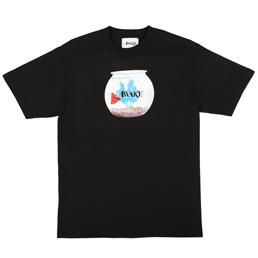 Awake NY Fish Bowl T-Shirt Black