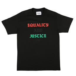 Awake NY Equality and Justice T-Shirt Black
