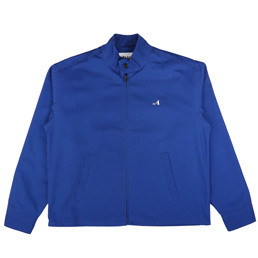Awake NY Split Logo Jacket Blue