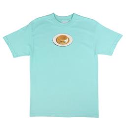 Awake NY Flan Logo T-Shirt Seafoam