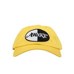 Awake NY Split Logo Hat Yellow