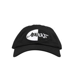 Awake NY Split Logo Hat Black