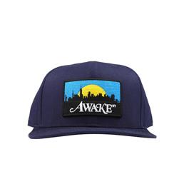 Awale NY Skyline Patch Hat Navy