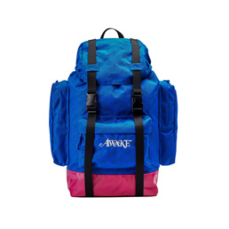 Awake NY Book Bag Blue