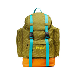 Awake NY Book Bag Green