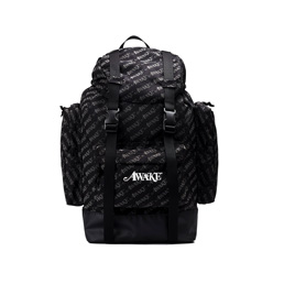 Awake NY Book Bag Black