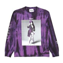 Awake NY Amy L/S T-Shirt Purple