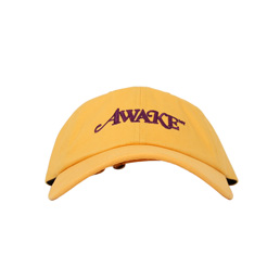 Awake NY Hat - Yellow