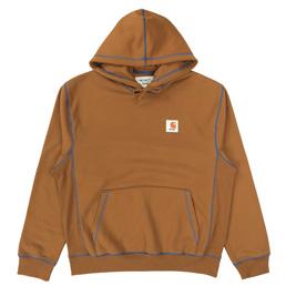 Awake NY X Carhartt WIP Sweatshirt - Ham Brown/Bri