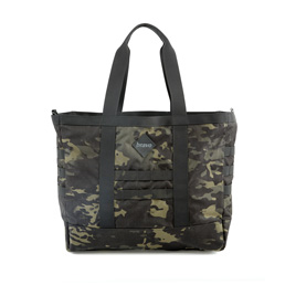Bravo Range Block III Tote Bag Black