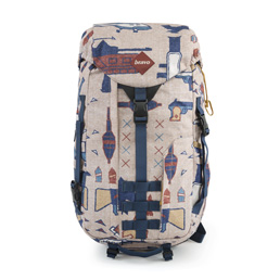 Bravo Sierra Block I Backpack Natural