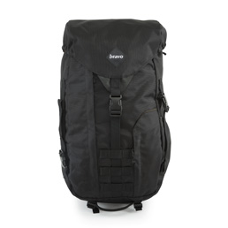 Bravo Sierra Block I Backpack Black