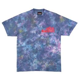 Babylon Warp Dyed T-Shirt Black