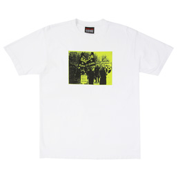 Babylon Burn It Down T-Shirt White