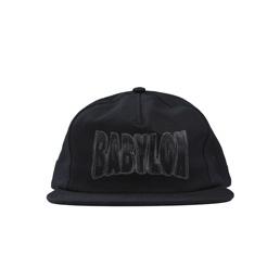 Babylon Chain Strapback Black